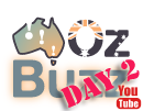 Oz Buzz Video: Dag 2