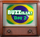 Buzzilia Video: Dag 2