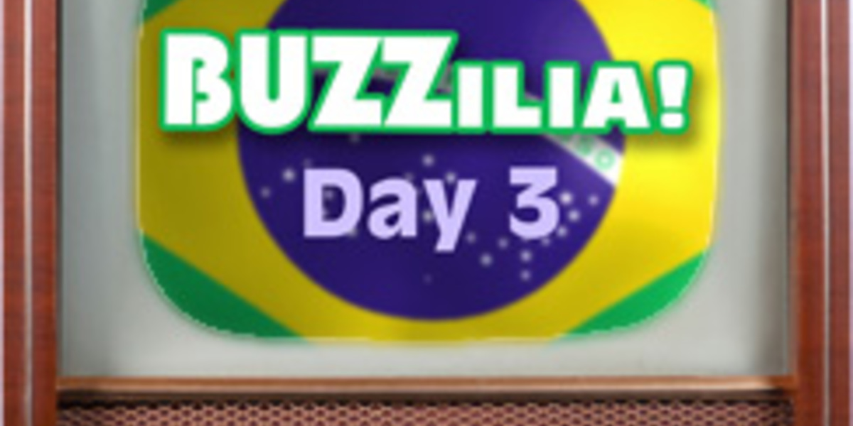 Buzzilia Video: Dag 3